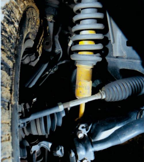 2010年普拉多LC150顶配版Kakadu升级改装