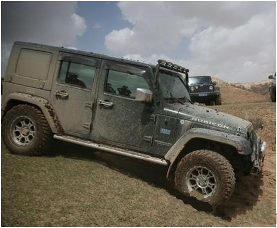 """如何玩转Jeep""""牧马人""""穿越-必看篇"""