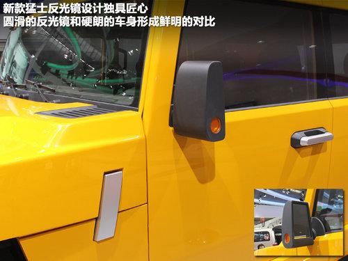 东风  猛士EQ2058 6.5L AT