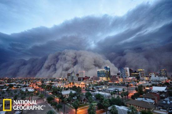 全球变暖加剧或为极端天气幕后元凶