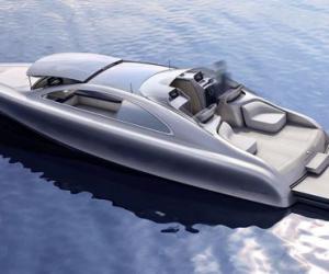 奔驰豪华游艇「ARROW 460」细节公布