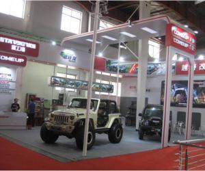 台湾川方(COMEUP)在2013中国国际汽车零部件博览会