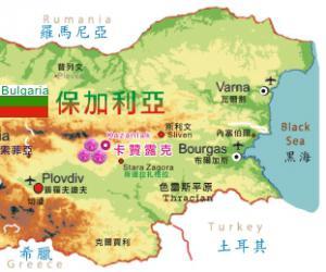 保加利亚的玫瑰产业和玫瑰谷