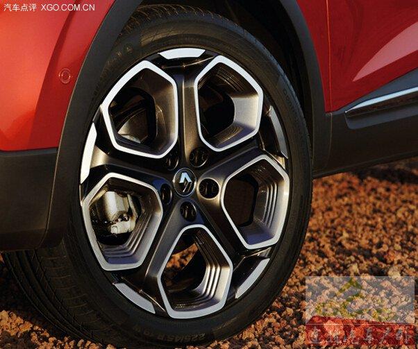 雷诺紧凑型SUV Kadjar正式亮相
