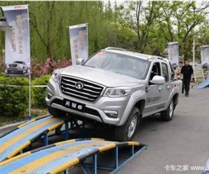 江淮回归 日产倒退 2月份皮卡销量出炉