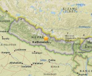 4月25日尼泊尔发生8.1级地震48小时综述