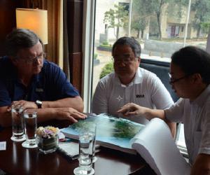 RVIA主席库恩:四川有潜力打造美国式房车营地