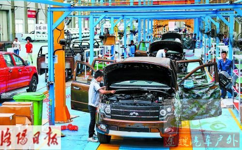 国内首款越野车底盘皮卡实现批量生产