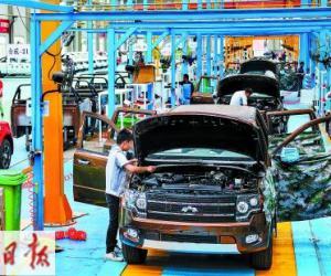 国内首款越野车底盘皮卡 实现批量生产