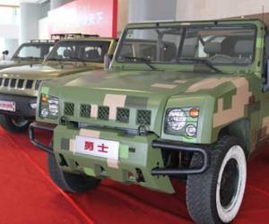第六届越野车及改装车大会将于9月18北京开幕