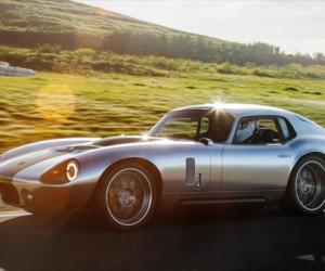 全球最酷的5款电动车