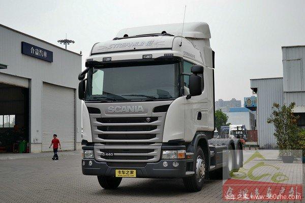 Scania去年赚74亿传言中国总部迁上海