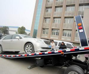 如何提高清障车在救援过程中效率