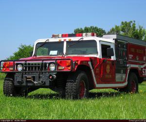 森林消防车发展与现状