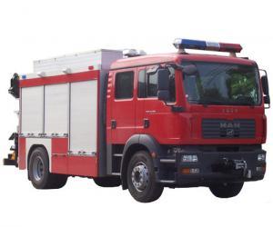 上海金盾抢险救援消防车