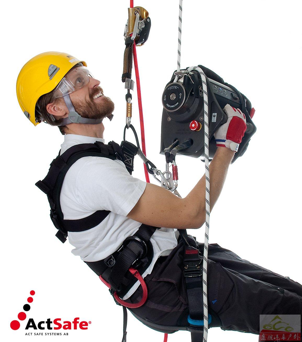 高空作业与绳索技术的安全使用须知