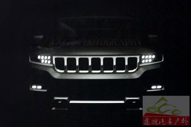 Jeep全新旗舰SUV未取消 或延迟至2019年推