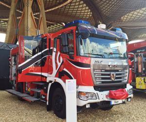 齐格勒多功能城市主战消防车装备消防绞盘