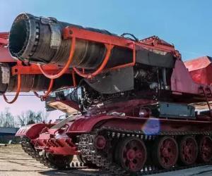 最酷的匈牙利大风涡喷消防车
