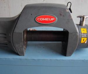 COMEUP电动绞盘的维修与保养