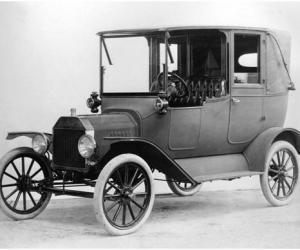 美国汽车工业回忆录
