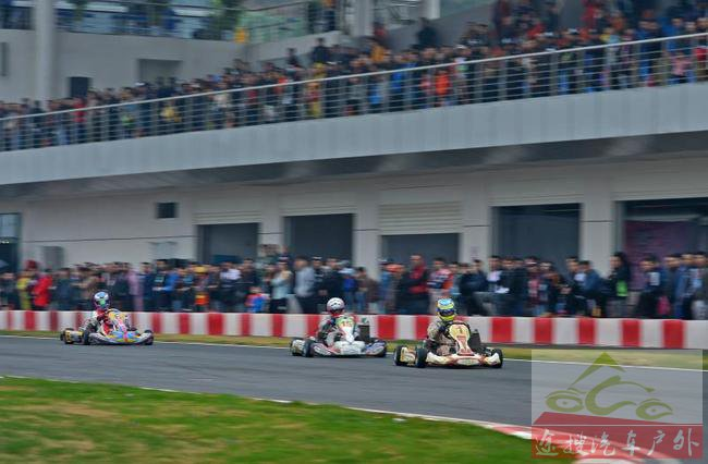 中国卡丁车锦标赛总决赛在株洲隆重举行