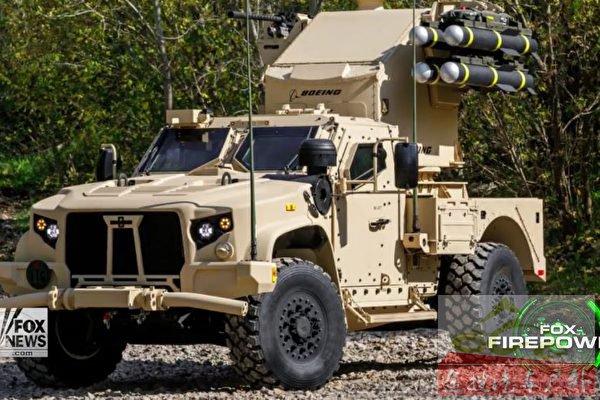 从战术车到无人车 四款顶级军车令人惊叹