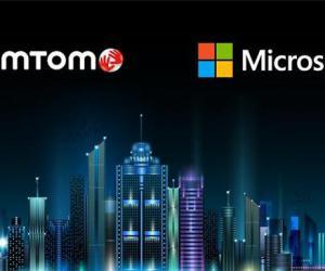微软纳入TomTom定位技术 提升Azure LBS云平台性能