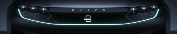 拜腾公布首款样车细节图 1.25米大屏幕/入门价30万元