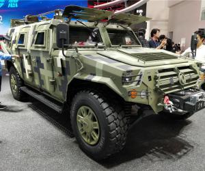 东风猛士军用版:价值88万的最强国产SUV