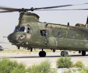 低空铺路者 美国重型直升机