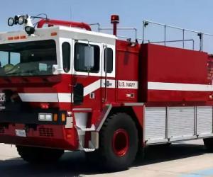 卢森堡亚全地形重型工业消防车Tigon