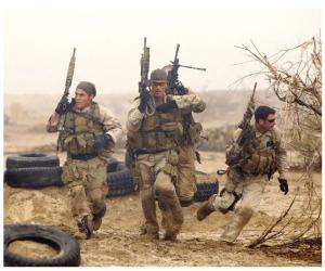 海豹部队特种兵实用技能:控制恐惧