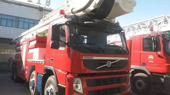 消防车依赖进口 国内企业如何占领高端市场?