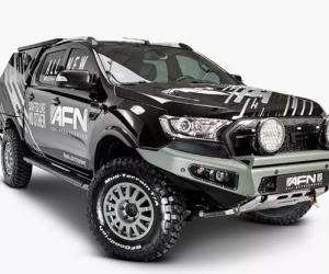 六款福特Ranger概念车准备入侵2019年SEMA展