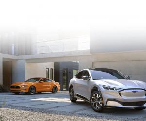 福特正式发布旗下首款纯电动SUV车型Mustang Mach-E