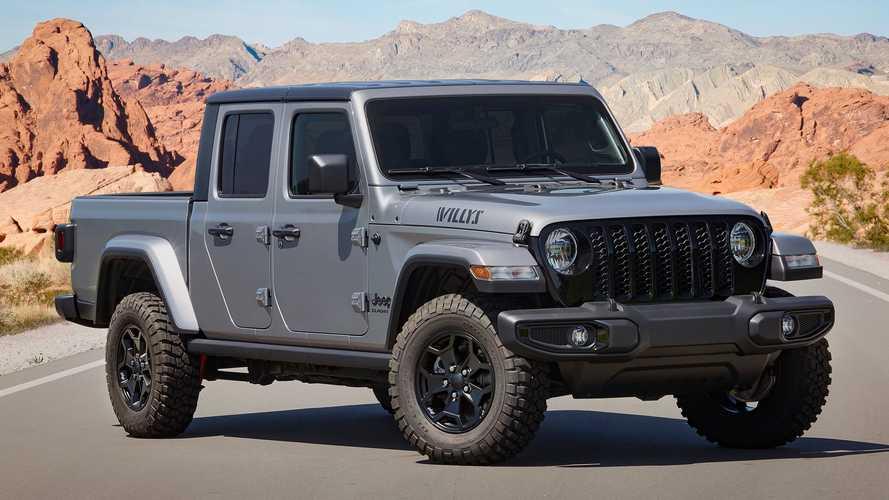 致敬鼻祖 Jeep发布Gladiator特别版